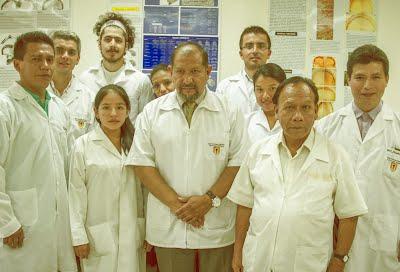 LABNEURO - Laboratorio de Neurociencia y Comportamiento - UPCH